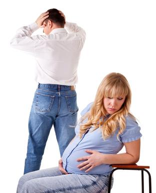 Beziehungsprobleme in der Schwangerschaft